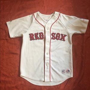 Tops - Red Sox shirt